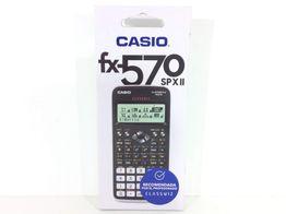 calculadora cientifica casio fx 570 spxii