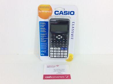 calculadora cientifica casio fx-991sp x2