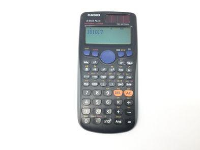 calculadora cientifica casio fx85- es plus