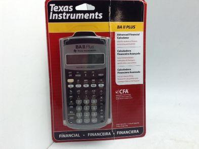 calculadora cientifica otros ba ii plus