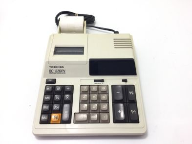 calculadora financiera otros bc-1226pv