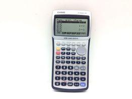 calculadora grafica casio fx-9860g  sd