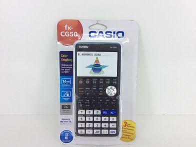 calculadora grafica casio fx-cg50