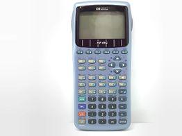 calculadora grafica hp hp49g