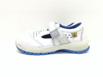calzado seguridad robusta blanca