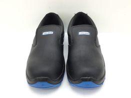 calzado seguridad robusta suela azul