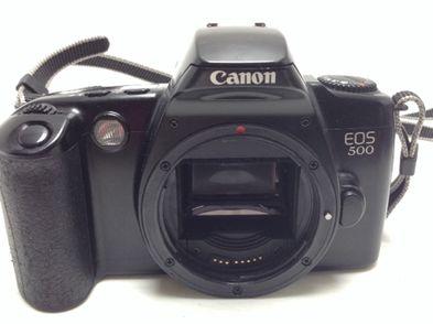 camara reflex canon eos 500