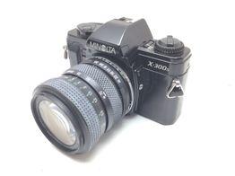 camara reflex minolta x-300s