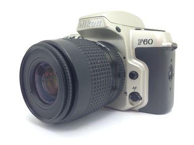 camara reflex nikon f60+ nikkor 35-80