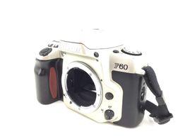 máquina fotográfica reflex nikon f60