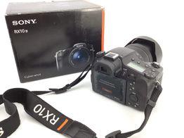 camara compacta 35mm sony rx10 iii