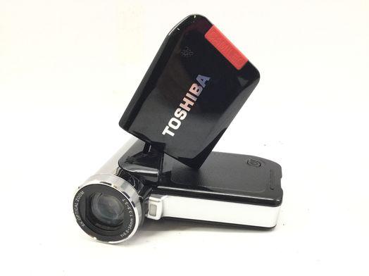 camara de vídeo digital toshiba camileo p30