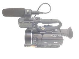 camara de vídeo profissional jvc gy-ls300che