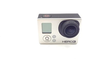 camara ultracompacta gopro hero 3 black