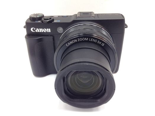 camara digital bridge canon g1 x mark ii