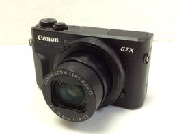 camara digital bridge canon g7x