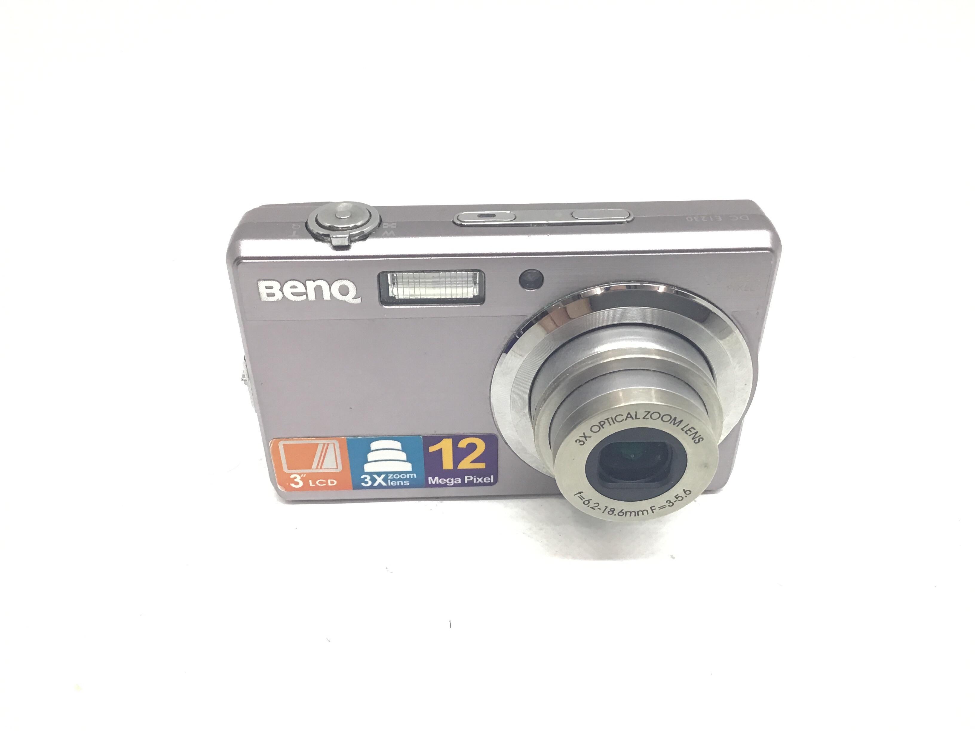 CAMARA DIGITAL COMPACTA BENQ E1230