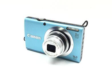 camara digital compacta canon a2400 is