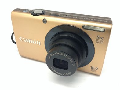 camara digital compacta canon a3400 is
