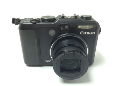 camara digital compacta canon g9