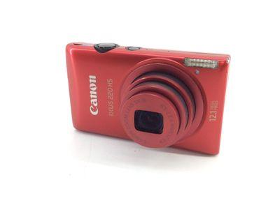 camara digital compacta canon ixus 220 hs