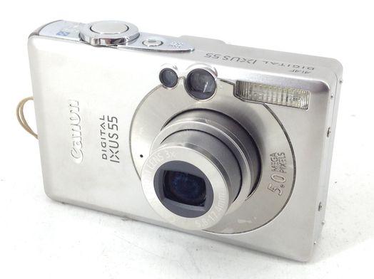 camara digital compacta canon ixus 55