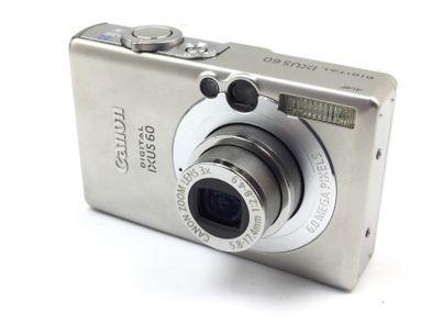 camara digital compacta canon ixus 60