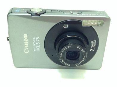 camara digital compacta canon ixus 75