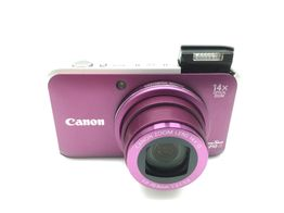 camara digital compacta canon powershot sx210 is