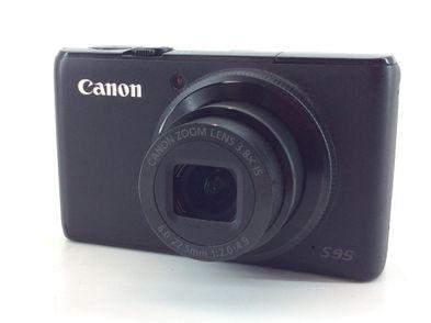 camara digital compacta canon s95