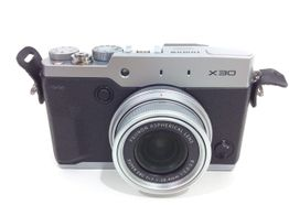 camara digital compacta fujifilm x30