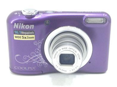 camara digital compacta nikon a10