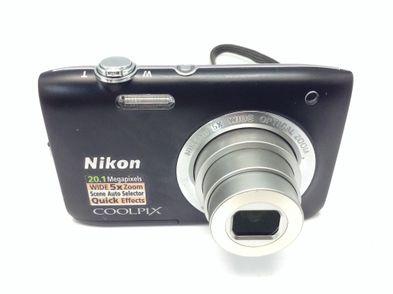 camara digital compacta nikon coolpix s2800