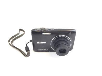 camara digital compacta nikon coolpix s3100