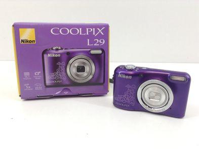 camara digital compacta nikon coolpix