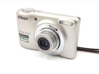 camara digital compacta nikon l25