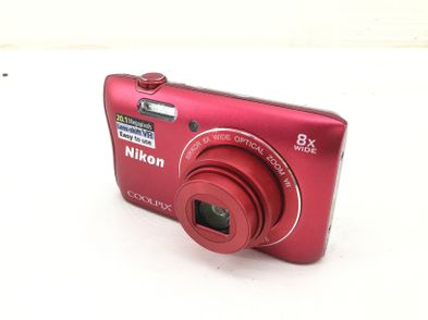 camara digital compacta nikon s3700