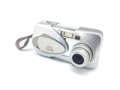 camara digital compacta olympus c360