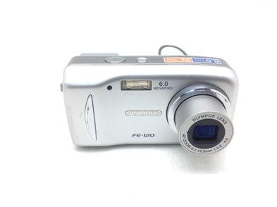 camara digital compacta olympus fe-120