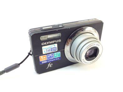 camara digital compacta olympus fe-5000