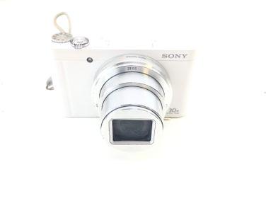 camara digital compacta sony dsc-wx500