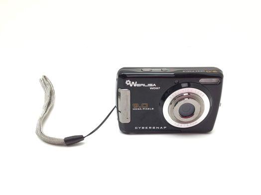 camara digital compacta werlisa wd97