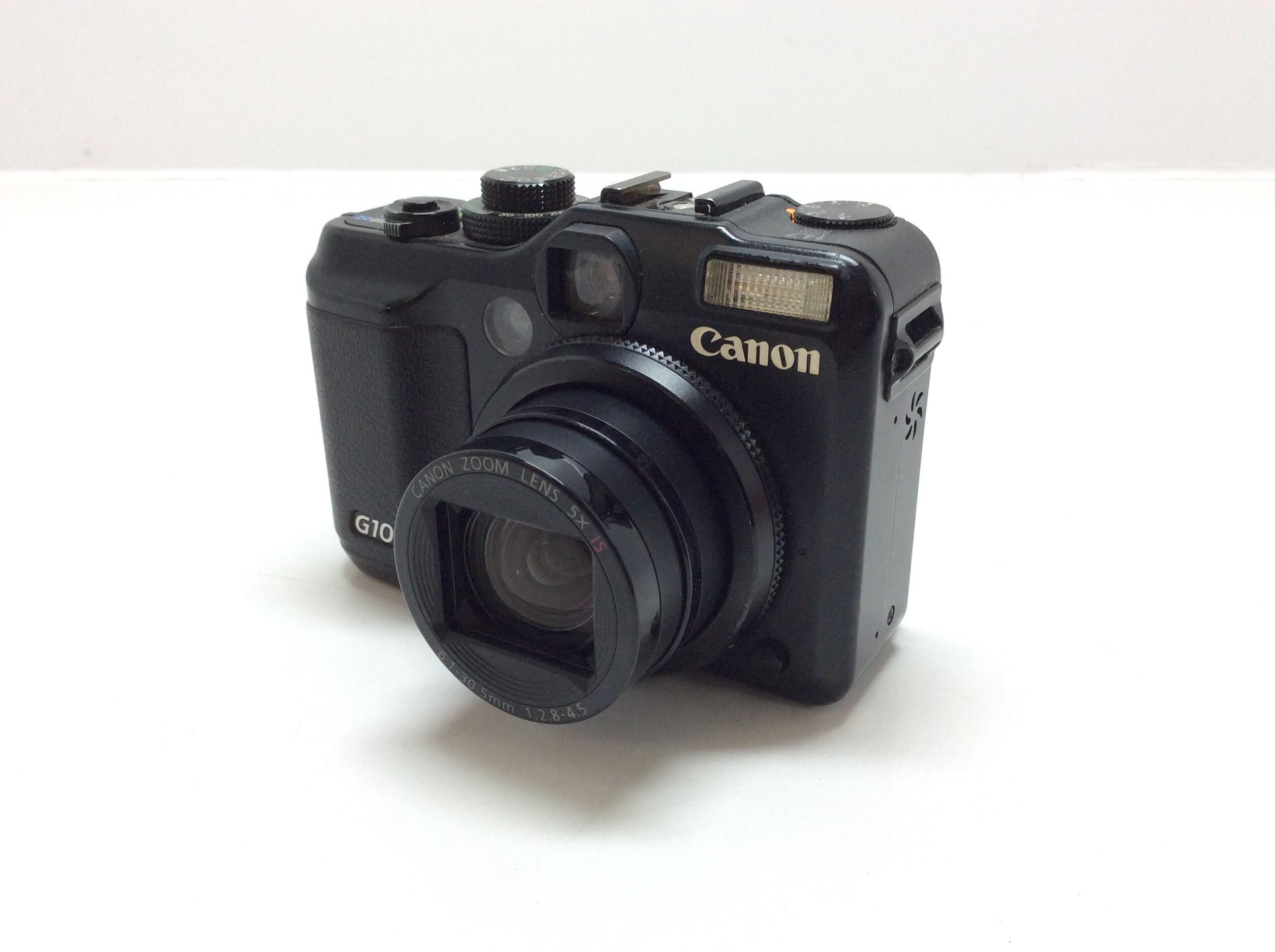 CAMARA DIGITAL EVIL CANON G10