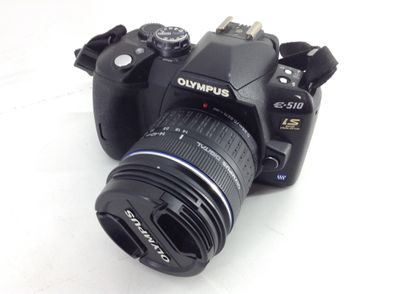 camara digital evil olympus e-510