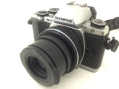 camara digital evil olympus om-d e-m10+14-42mm 1:3.5-5.6