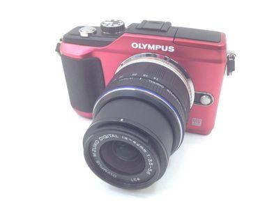 camara digital evil olympus pen e-pl2+14-42mm 1:3.5-5.6