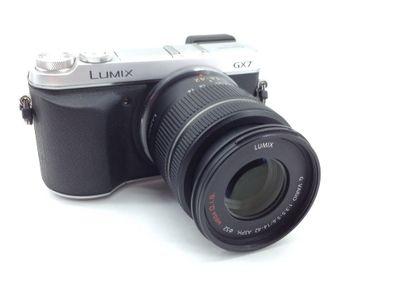 camara digital evil panasonic lumix dmc-gx7+14-42mm 1:3.5-5.6 asph ois