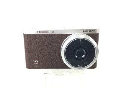 camara digital evil samsung nx mini+9mm 1:3.5