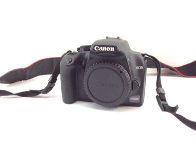 camara digital reflex canon eos 1000d