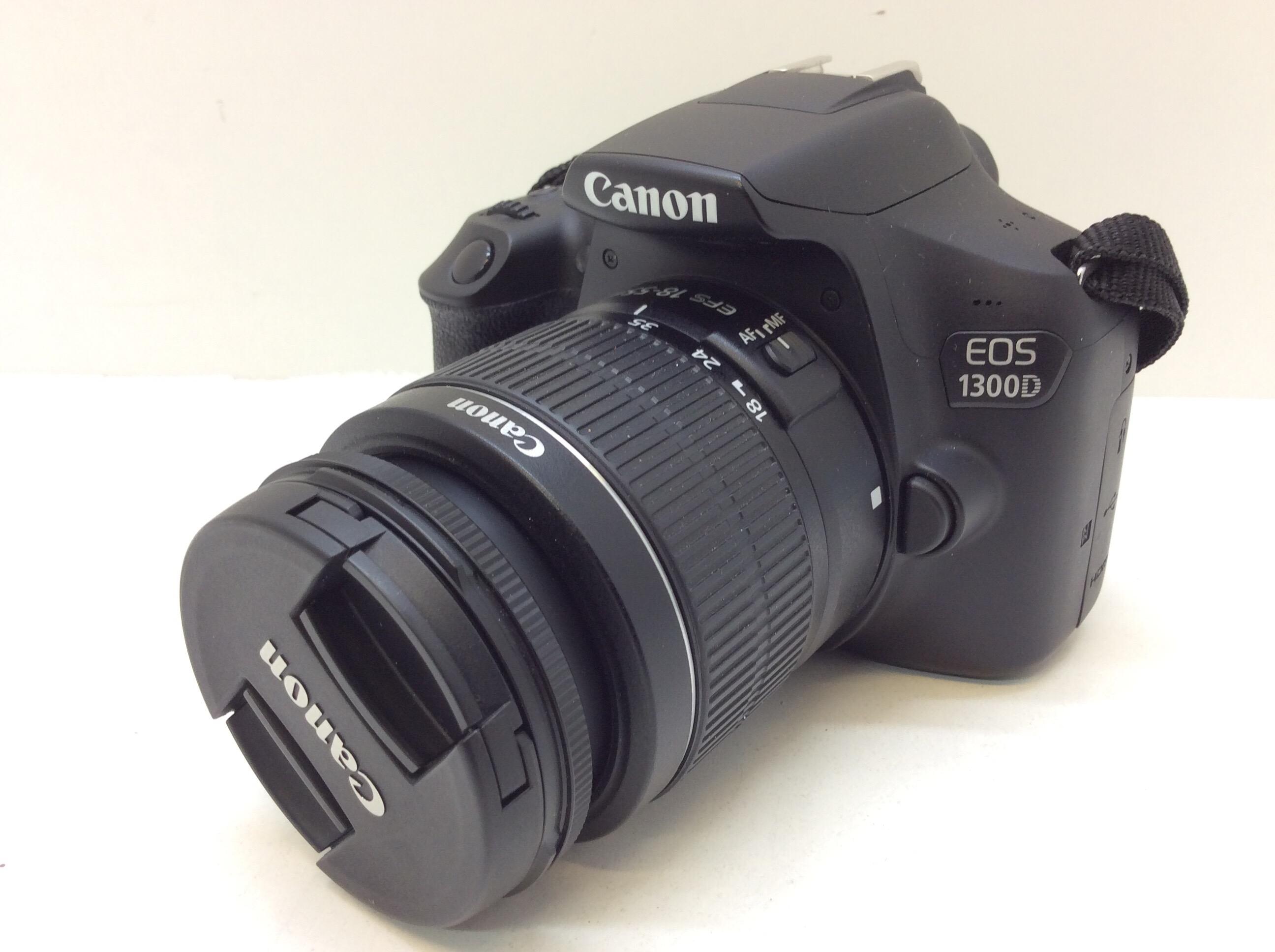 CAMARA DIGITAL REFLEX CANON EOS 1100D+EF